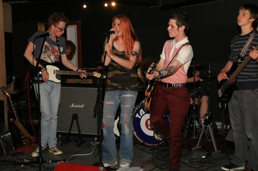 The Rock Star Rock Bar.