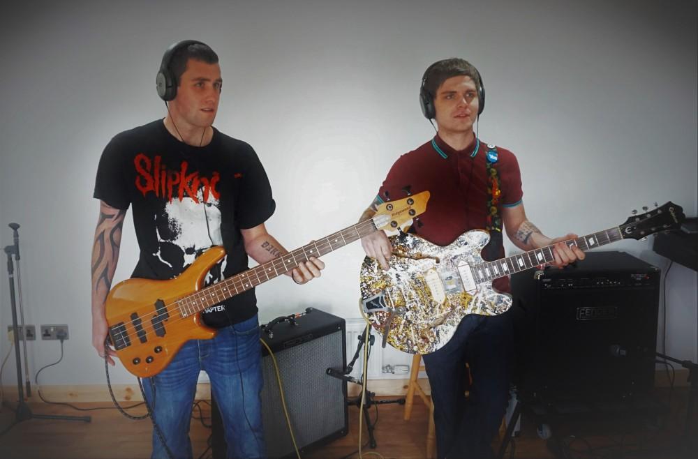 Dazz and Ryan.